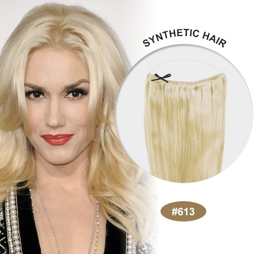 "COCO Synthetic Secret Hair 20"" Wavy Bleach Blonde(#613)"