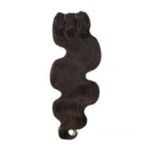 "14"" Dark Brown(#2) Body Wave Indian Remy Hair Wefts"